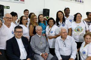 Padre Otaviano celebra 50 anos de sacerdócio em Bom Despacho