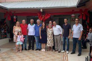 Deputado Subtenente Gonzaga entrega recursos para Manhuaçu, Martins Soares e Reduto