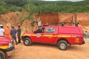 No trabalho: Jovem de 23 morre soterrado em Caputira