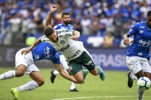 Não deu, Cruzeiro vai para segunda divisão