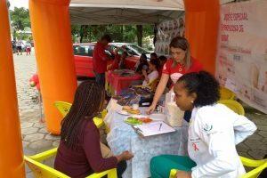 Manhuaçu: Saúde realiza campanha Dezembro Vermelho no Bom Pastor
