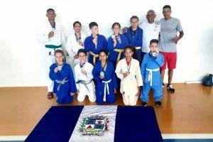 Judocas manhuaçuenses participam da VII Copa de Judô Filadélfia em Valadares