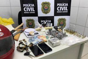 Polícia Civil prende acusado de tentativa de homicídio