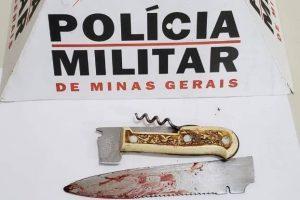 Matipó: PM prende autor de homicídio tentado no bairro Boa Vista