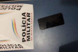Manhuaçu: PM recupera celular furtado após consultar IMEI