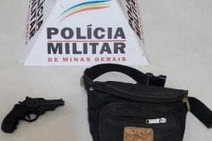 Matipó: PM prende autor e recupera celular roubado