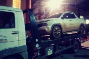 Simonésia: PM recupera veículo clonado