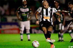 Atlético estreia com vitória no Mineiro