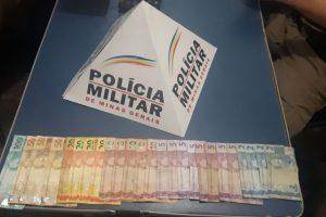 Manhuaçu: Rapaz assalta posto em Manhuaçu, perde documento e é preso