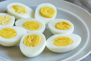 Ovo cozido ou frito: o que é melhor para a dieta do ovo