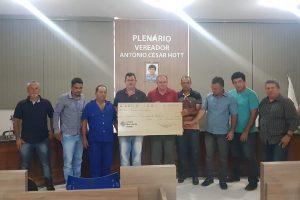 Reduto: Câmara devolve mais de 20 mil reais à Prefeitura