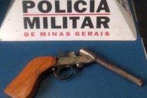 Manhuaçu: Atiram e são presos pela PM na Vila Formosa