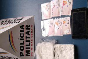 Manhuaçu: Cocaína e prisão na rodoviária