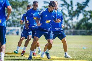 Cruzeiro se prepara para o Mineiro