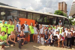 Polícia Militar e Prefeitura de Ipatinga entregam doação para Manhuaçu