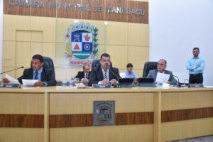 Estacionamento rotativo é discutido pelos vereadores de Manhuaçu