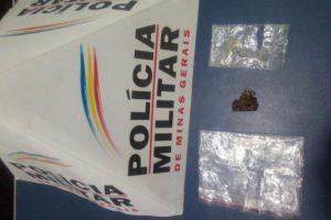 Manhuaçu: Drogas são apreendidas São Jorge