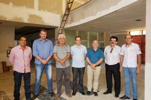 Deputado João Magalhães viabiliza mais 2 milhões para obra do novo prédio do HCL