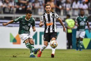 Atlético apresenta Tardelli e toma dois gols da Caldense