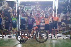 Prefeitura apoia ciclistas manhuaçuenses no Marathon Cup de Mountain Bike em Chácara