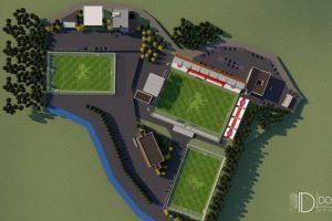 Boston City anuncia construção de Arena e Centro de Treinamento Profissional