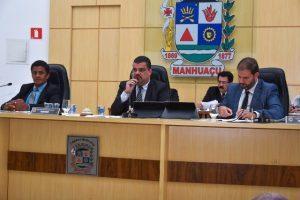 Câmara de Manhuaçu abre caminho para Prefeitura licitar estacionamento rotativo