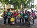 """AÇÃO: SMS realiza mobilização com o tema """"Carnaval consciente"""""""