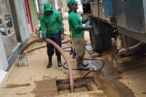 Prefeitura realiza diversas ações de recuperação em Manhuaçu