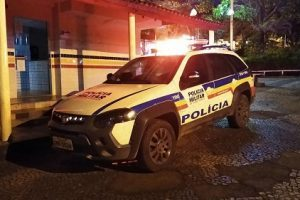 Manhuaçu: PM prende autores de roubo