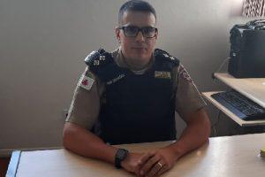 Manhuaçu: Tenente Gedaías assume comando da 72ª Cia da PM