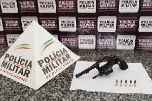 Mutum: PM apreende mais uma arma de fogo