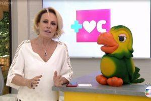 Ana Maria Braga volta ao 'Mais Você' ao som de 'I Feel Good'