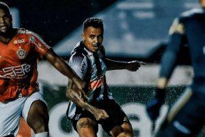 Sem reação Atlético fica no empate com o Boa