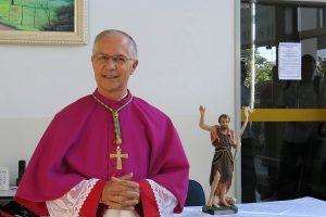 Bispo suspende missas, celebrações presenciais, batizados e outras atividades por 30 dias