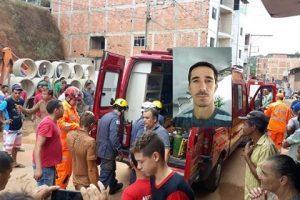 Pedreiro morre em construção em Simonésia