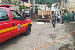 Manhuaçu: Mulher morre atropelada no Bairro Santa Luzia