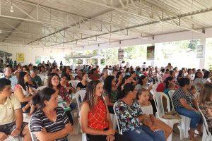 Palestras e homenagens no 17º Encontro das Mulheres Rurais de Vila de Fátima