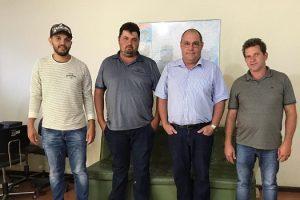 Vereadores se reúnem com DER para melhorias na rodovia entre Luisburgo a Manhuaçu