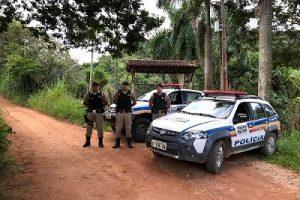 Prevenção a homicídio: PM realiza operação na zona rural