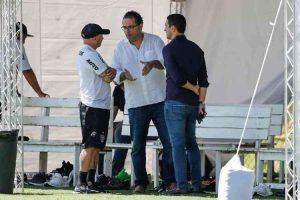 Atlético já tem nomes que Sampaoli não quer contar na temporada