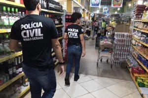 Região: PC realiza campanha de conscientização no comércio