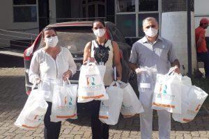 HCL recebe doação de protetores faciais para assistência aos pacientes com suspeita de Covid-19