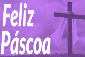 Jesus Cristo ressuscitou! Alegrai-vos!