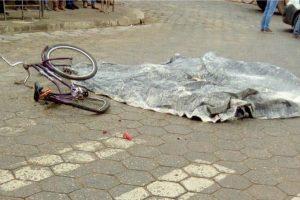 Idosa é atropelada e morta em Ipanema