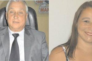 Vereador Juarez Elói e Giuzânia Gregório, Secretária do Trabalho,  morrem em acidente na BR 116