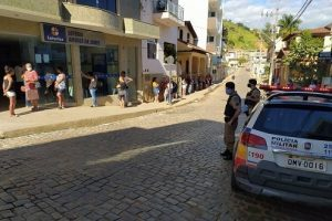 PM prende autor de furto tentado à Lotérica em Lajinha