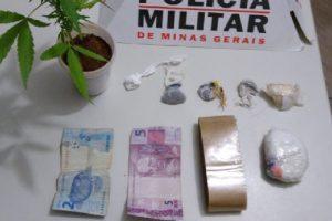 PM deflagra operação no combate ao tráfico de drogas no bairro Santa Terezinha