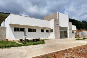 Manhuaçu: Obras da UBS Santo Amaro seguem a todo vapor