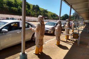 Campanha da Influenza: Parceria tem agilizado atendimento no Parque de Exposições