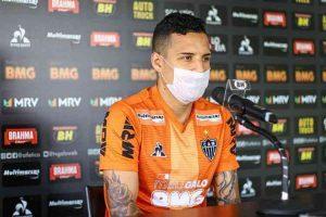 Atlético: Arana diz que Sampaoli é muito inteligente